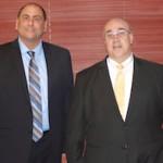Thomas J. Ruggiero (L) and Joseph C. Ferreira (R) copy